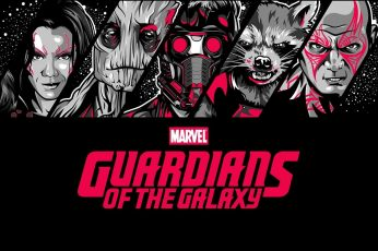 Wallpaper Marvel Guardians Of The Galaxy Wallpaper