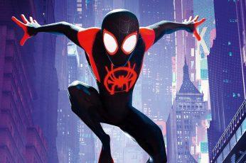 Wallpaper Miles Morales, Marvel Comics, Spider Man