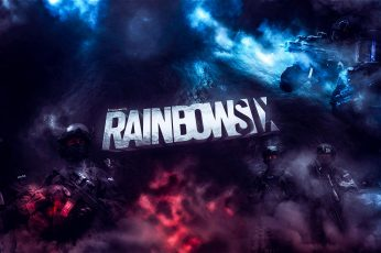 Wallpaper Rainbow 6 Siege, Video Games, Games Posters