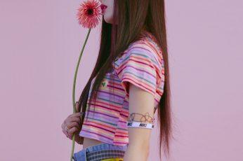 Wallpaper Redvelvet, Asian, Kpop, Seulgi, Girl