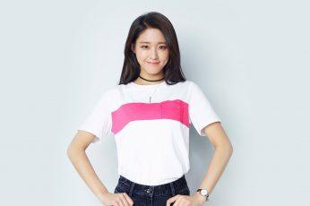 Wallpaper Seolhyun, Kpop, Girl, Cute, Looking At Camera