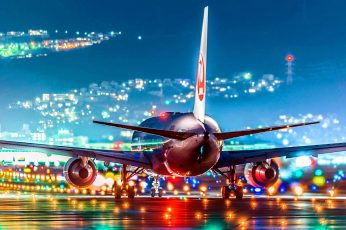 Wallpaper Sky, Airplane, Airline, Airbus, Aviation