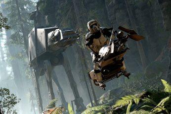 Wallpaper Star Wars Game Screenshot, Star Wars