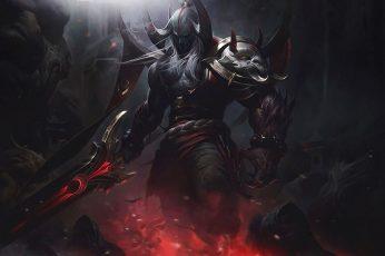 Wallpaper Summoner's Rift, League Of Legends, Video Games