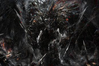 Wallpaper Transformers Megatron 3d Wallpaper, Gothic