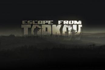 Wallpaper Video Game, Escape From Tarkov 1920×1229