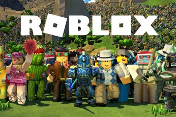 Wallpaper Roblox, Video Game