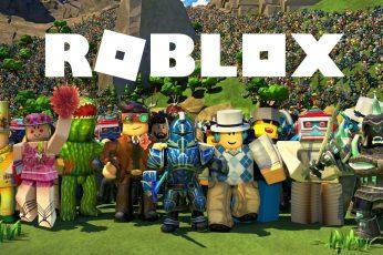 Wallpaper Roblox, Video Game