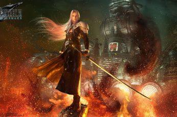 Wallpaper Video Games, Sephiroth, Final Fantasy