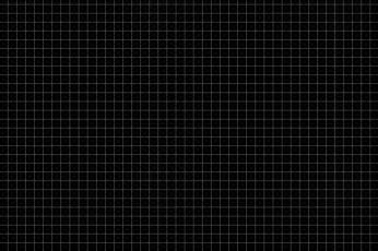 Black Grid Aesthetic Wallpaper