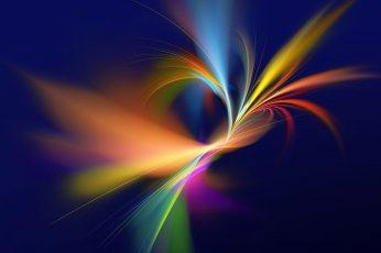 Wallpaper Abstract, Fractal, Digital, Design
