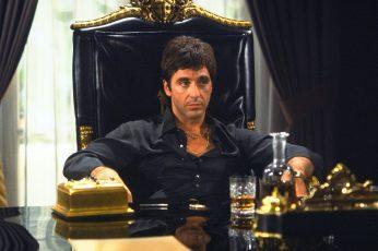 Wallpaper Al Pacino Scarface, Movies, Tony Montana