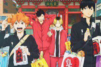 Wallpaper And, Anime, Haikyuu, Kenma, Series, Shoyo