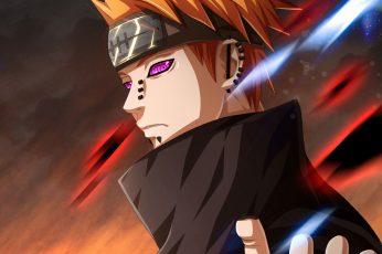 Wallpaper Anime, Naruto, Nagato Naruto, Pain Naruto