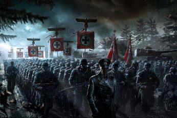 Wallpaper Army, Enemy Front, German, Mg42, Mp 40, Nazi