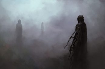 Wallpaper Artwork, Fantasy Art, Dementors Harry Potter