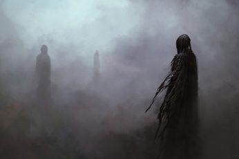 Wallpaper Artwork, Fantasy Art, Dementors Harry Potter