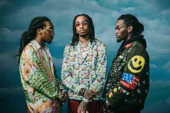 Wallpaper Band Music, Migos
