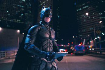 Wallpaper Batman, The Dark Knight Rises, Movies, City