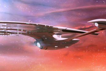 Wallpaper Battleship Poster, Star Trek, Uss Enterprise