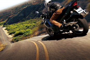 Wallpaper Black Sport Motorcycle, Road, Bike, Auto Walls