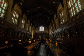 Wallpaper Brown Wooden Tables, Harry Potter, Oxford