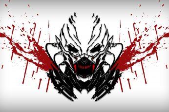 Wallpaper Code Vein, Vampire Video Game, Studio Shot