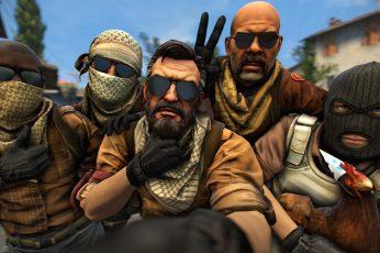 Wallpaper Counter Strike, Counter Strike Global Offensive