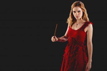 Wallpaper Emma Watson, Women, Hermione Granger, Harry Potter