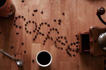 Wallpaper Food, Wood, Caffeine, Coffee, Antique