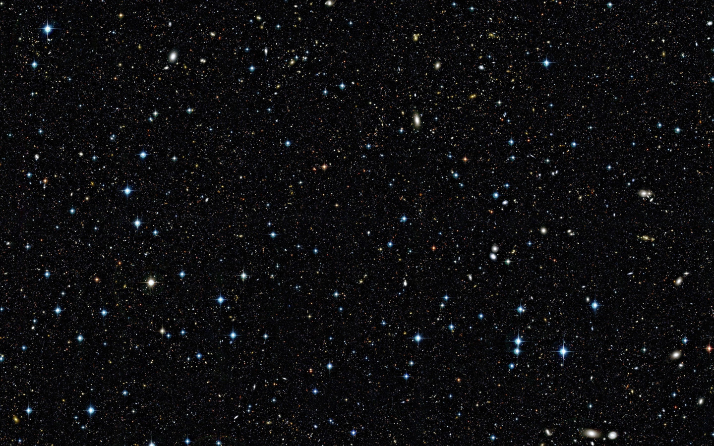 Wallpaper Galaxy Clusters, Space, Stars ...