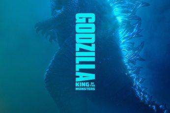Wallpaper Godzilla, Movies, Movie Poster, Godzilla King