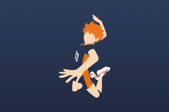 Wallpaper Haikyuu!!, Anime Boys, Hinata Shouyou, Nature
