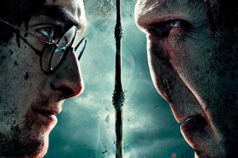 Wallpaper Harry Potter And The Deathly Hallows Part 2