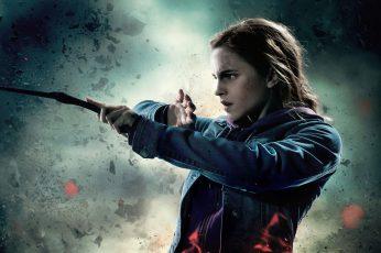Wallpaper Harry Potter Hermoine Granger