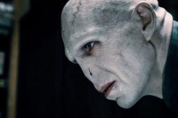 Wallpaper Harry Potter Voldemort, Movies