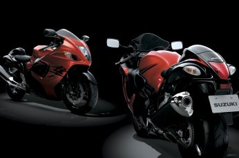Wallpaper Its Time For Suzuki, Moto, Motorcycles