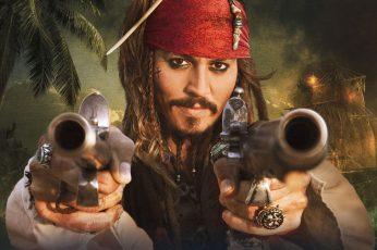 Wallpaper Jack Sparrow Wallpaper, Pirates Of The Caribbean