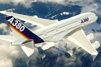 Wallpaper Jet, Technics, Airplane, Aircraft, Airliner