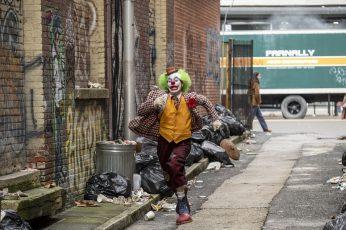 Wallpaper Joaquin Phoenix, Joker, Joker 2019 Movie