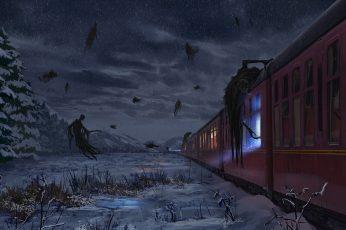 Wallpaper Josh Hutchinson, Fantasy Art, Artwork, Harry Potter