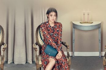 Wallpaper Kpop, Girl, Sulhyun, Aoa, Pose, Model