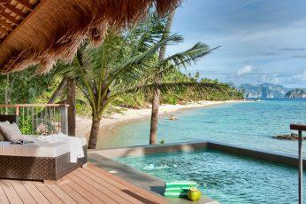 Wallpaper Life, Resort, Sea, Travel, Tropical, Vacation