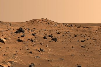 Wallpaper Mars Alien Landscape Hd, Space
