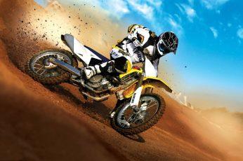 Wallpaper Moto Cross
