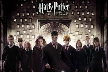 Wallpaper Movies Harry Potter And The Order the phoenix