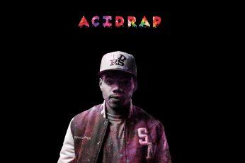 Wallpaper Music, Chance The Rapper, Studio Shot