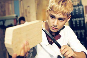 Wallpaper Music, Seventeen, Mingyu