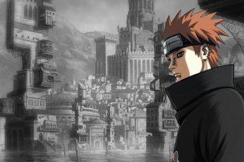 Wallpaper Naruto Shippuden Pain, Naruto Shippuden