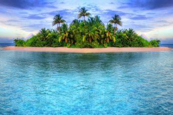 Wallpaper Nature, Sea, Water, Ocean, Beach, Coast, Shore
